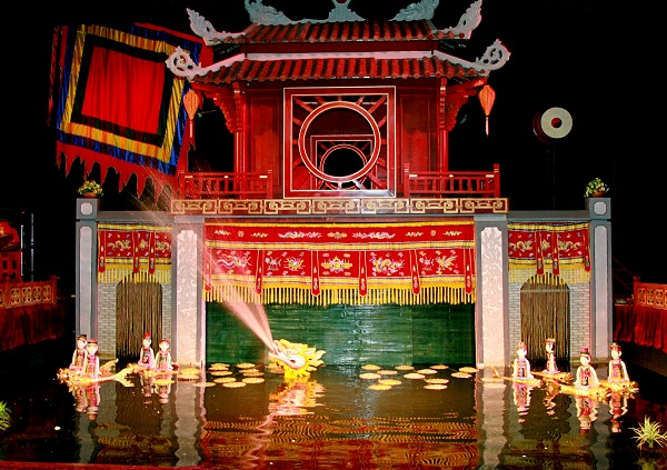 Thang Long Wasserpupentheater