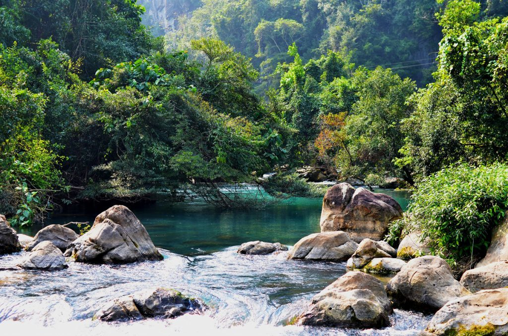Phong Nha Ke Bang Nationalpark - das Paradies der Höhlenliebhaber-4